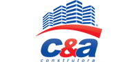 Logo C&A Construtora